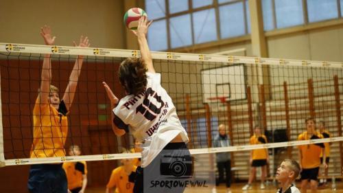 Turniej ligowy młodzika - Wołomin