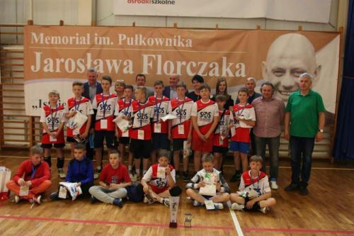 IV Memoriał Jarosława Florczaka