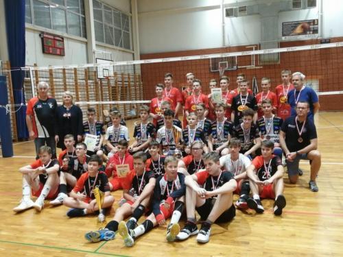 Piątka CUP 2019 - turniej młodzika