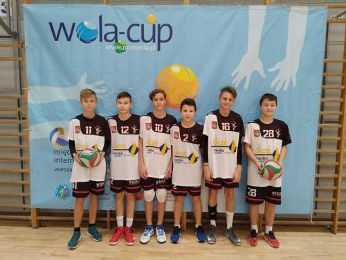 Turniej WOLA CUP 2019 - kat.