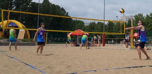 Mistrzostwa Mazowsza w siatkówce plażowej 2019